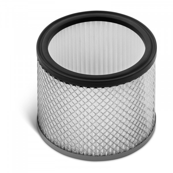 Filtro hepa redondo para aspiradora de cenizas