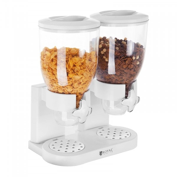 Muesli dispenser - 2 x 3,5 L
