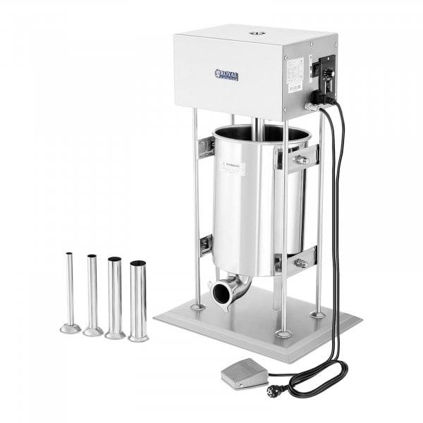 Artigos usados Máquina de fazer enchidos - 10 litros - elétrica