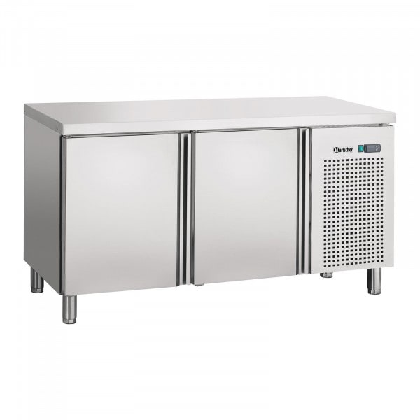 Bartscher kylbord - ventilation - 2 dörrar