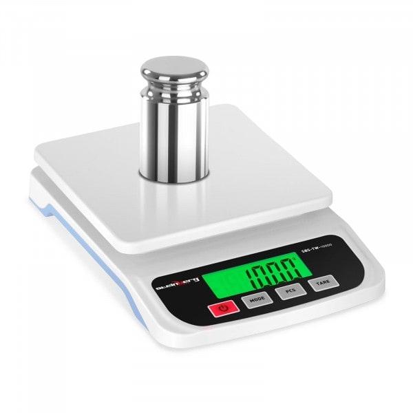 Balança de cozinha - 10 kg / 1 g - LCD