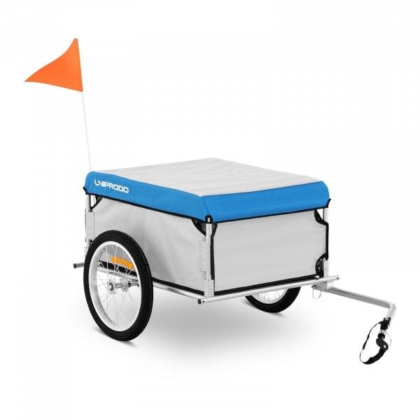 Brugt Cykeltrailer til bagage- 50 kg - reflekser i egerne