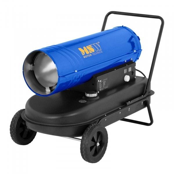 Generatore di aria calda a gasolio con carrello - 30 kW - 38 L