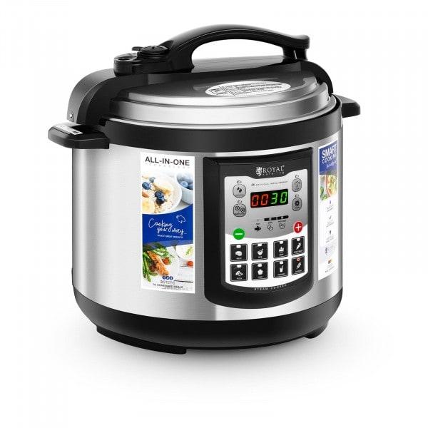 Multicooker - 5 liter - 900 W