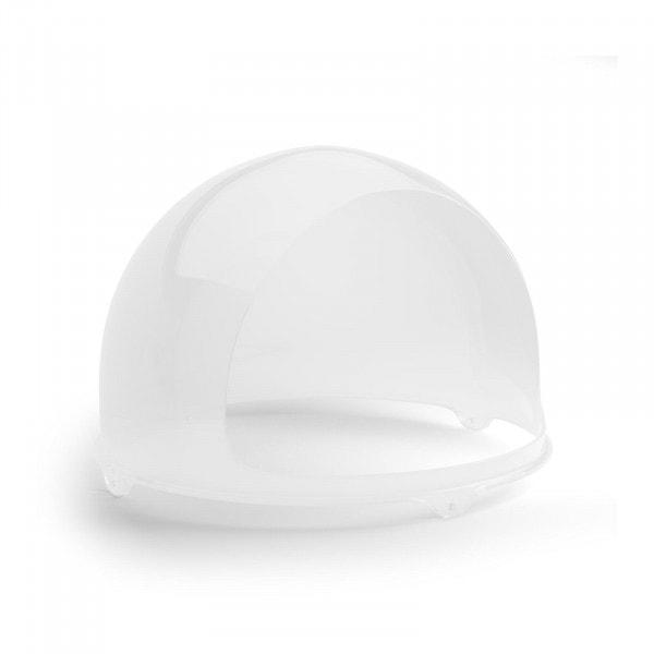 Spyttbeskyttelse - 52 cm - Akrylglass