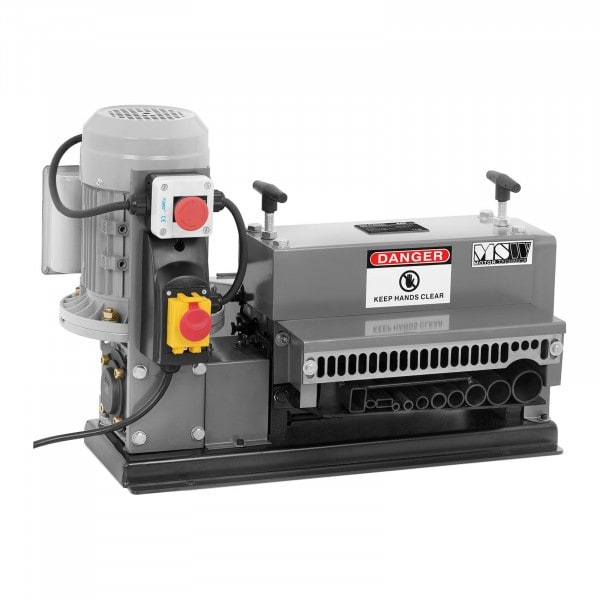 Wire Stripping Machine - 750 W - 11 feed holes