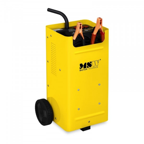 Artigos usados Carregador de Baterias - 12/24V - 70A - Arranque 320A - amarelo