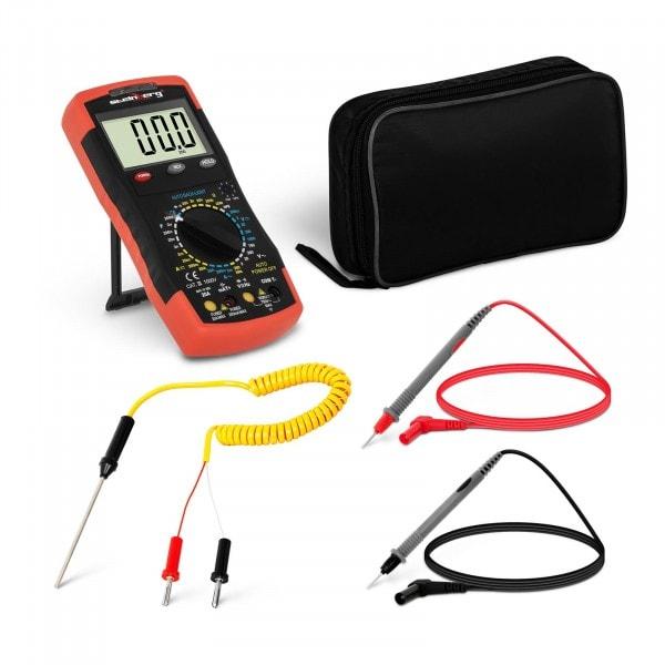 Multimeter - 2.000 Counts - hFE - NCV - Temperaturmessung