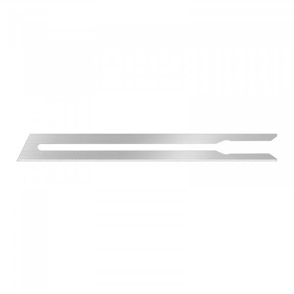 Foam Cutting Blade - Straight - 10 cm