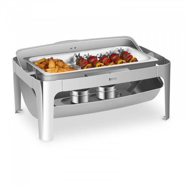 Chafing dish - rundt lokk - 53 cm - GN 1/1