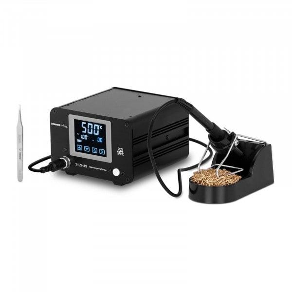 Estación de soldadura - digital - 100 W - LCD táctil