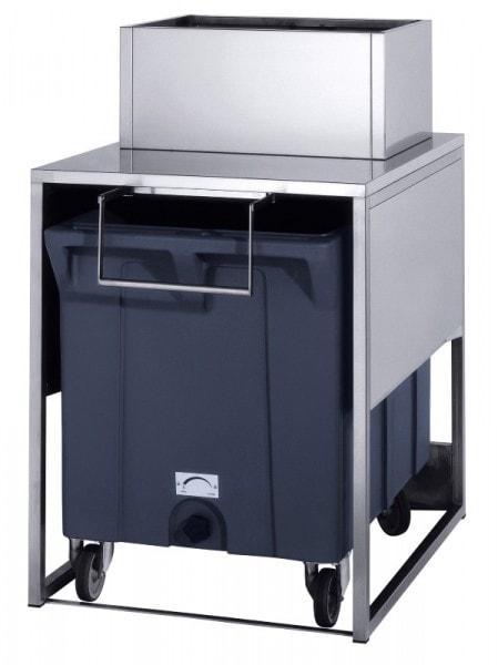 Speicher für Eiswürfelbereiter - Serie BIN - 795x1060x1284mm