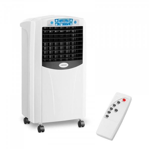 Occasion Refroidisseur d'air avec fonction chauffante - 5-en-1 - Réservoir d'eau de 6 litres