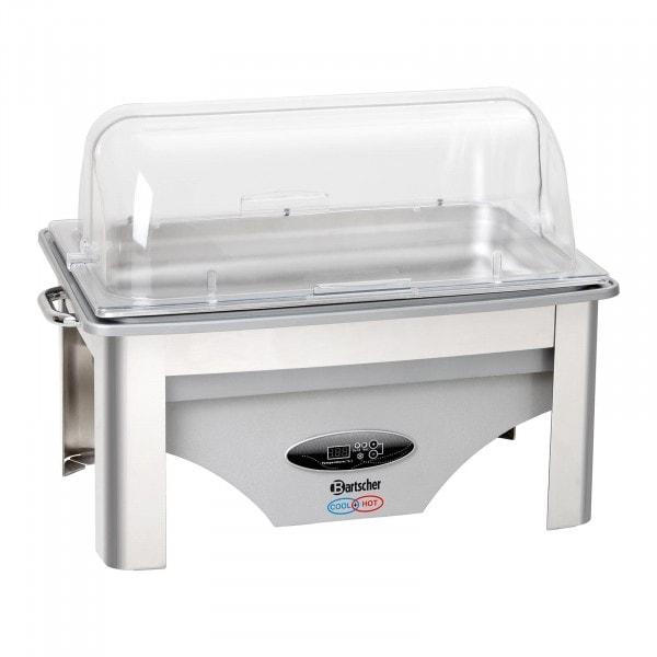 Bartscher Chafing Dish - 1/1 GN - Cool + Hot