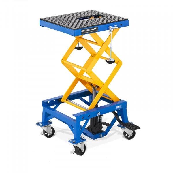 B-Ware Scherenhebebühne mit Rollen - 150 kg