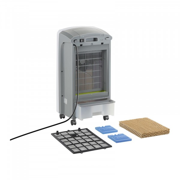 B-termék Mobil léghűtő fűtési funkcióval - 5 az 1-ben - 6 literes víztartály