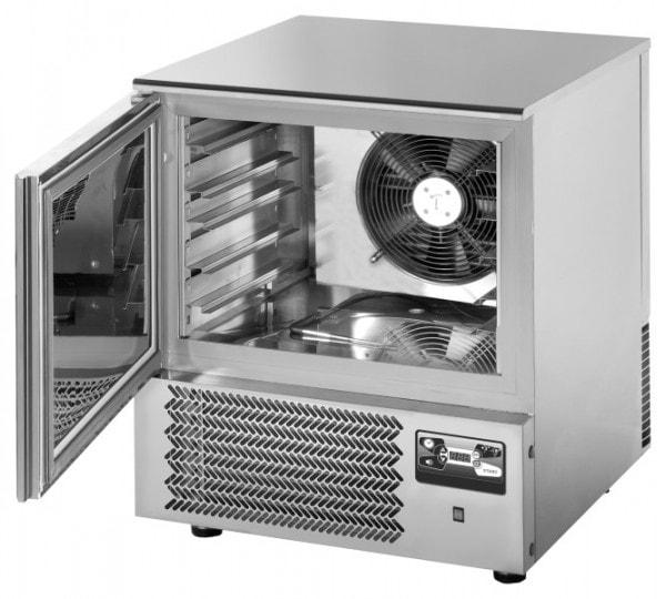 Schockfroster mit Aggregat - 750x740x850/880mm