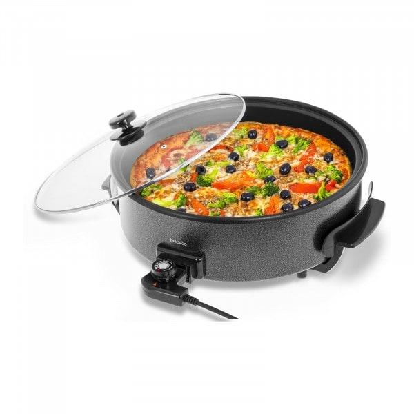 Tweedehands Pizza pan - Ø 40 cm - 9 cm hoog