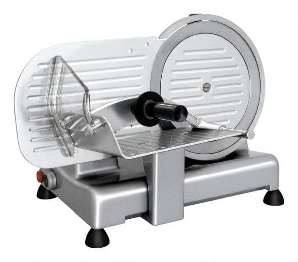 Aufschnittmaschine Ø 220 mm - 410 x 320 x 315 mm - 120 W - 230 V - 50 Hz - inkl. Messerschärfer