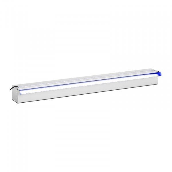 B-termék Beépíthető vízesés - 90 cm - LED világítás