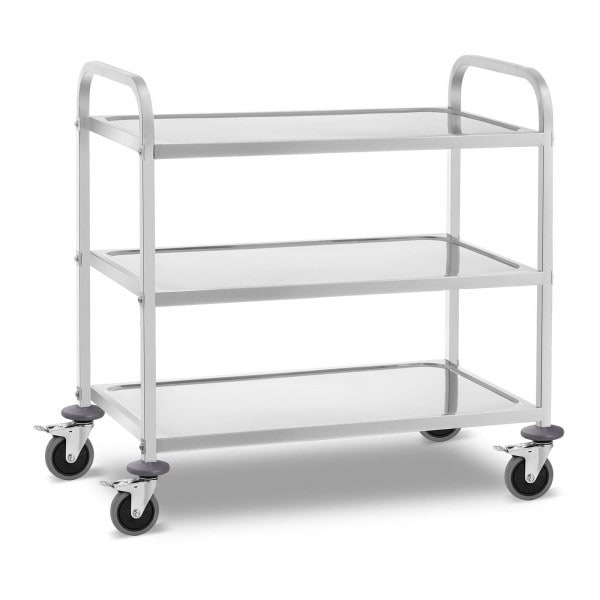 Serving Trolley - 3 shelves - up to 240 kg