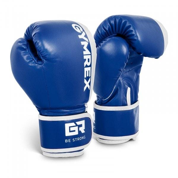 Boxhandschuhe Kinder - 6 oz - blau-weiß