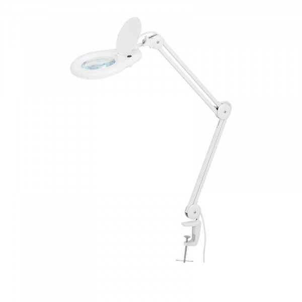Artigos usados Lupa-candeeiro de 5 dioptrias e lâmpadas LED