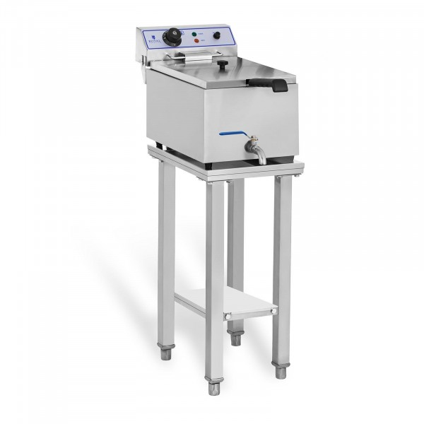 Electric Fryer - 1 x 17 Litres - with Shelf