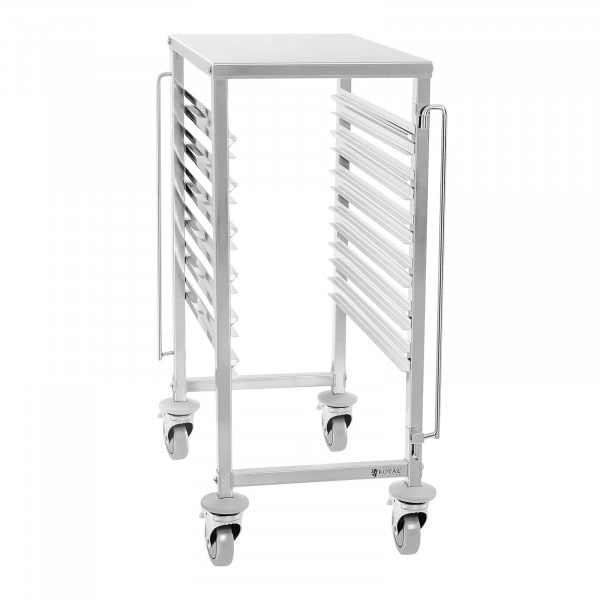 Factory seconds Transport Trolley - 6 GN Slots 1/1