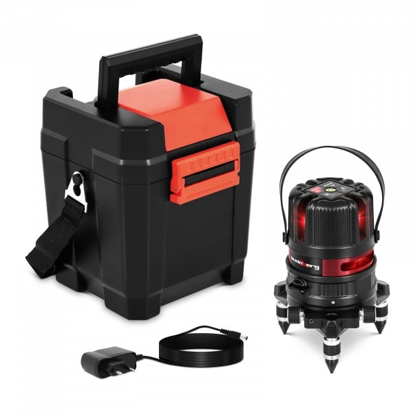 Laser Level with Carrying Case - 25 m