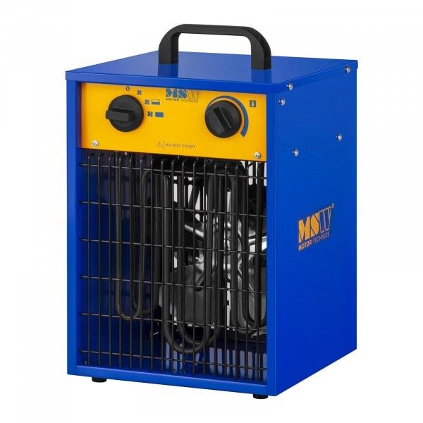 B-varer Industriell byggvifte - Med Kjølefunksjon - 0 til 85 °C - 3 300 W