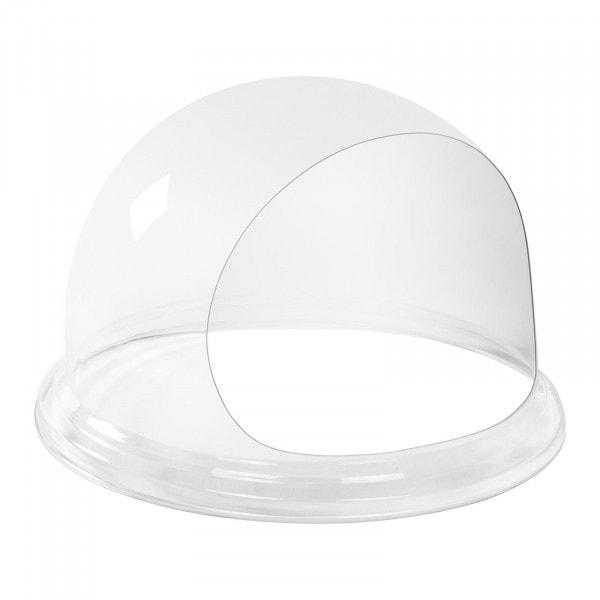 Artigos usados Cobertura de proteção - 52 cm - vidro acrílico
