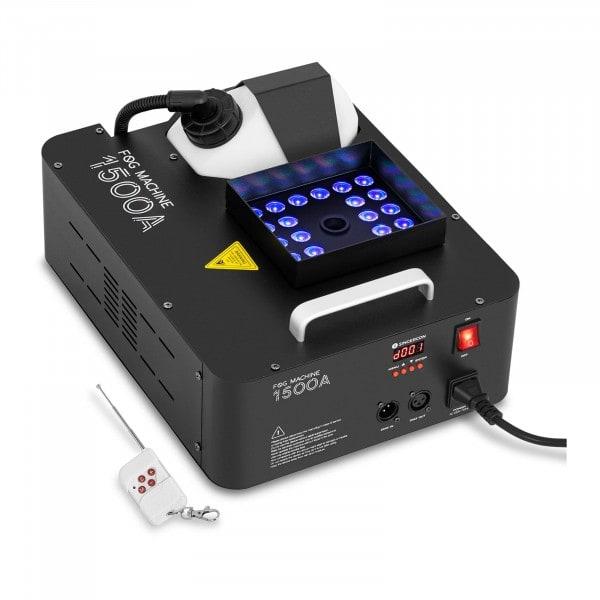 Haze Machine - LED 24 x 3 W - 1,500 W - 509 m³/min