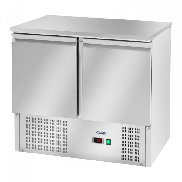 Cooling Table - 240 L - 2 Doors