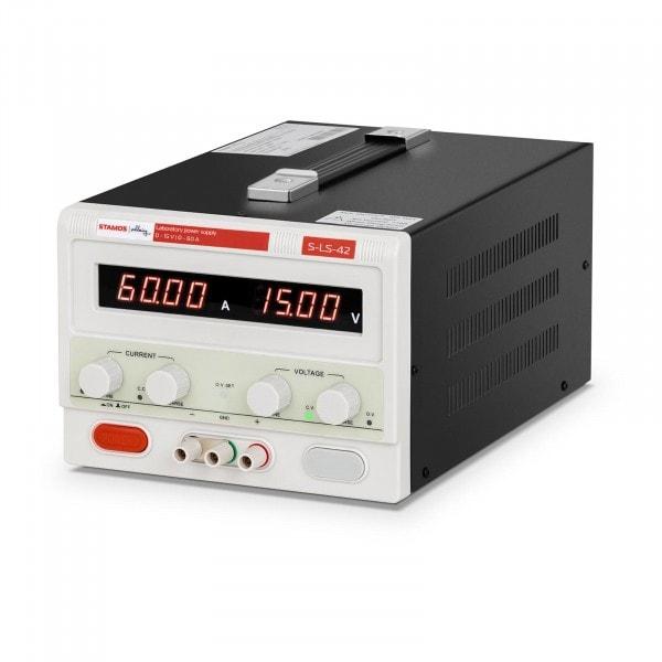 Laboratory Power Supply - 0-15 V - 0-60 A DC - 900 W