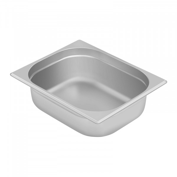 Gastronorm Tray - 1/2 - 100 mm