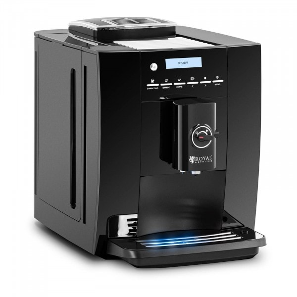 Automatic Coffee Machine - up to 250 g of beans - milk frother