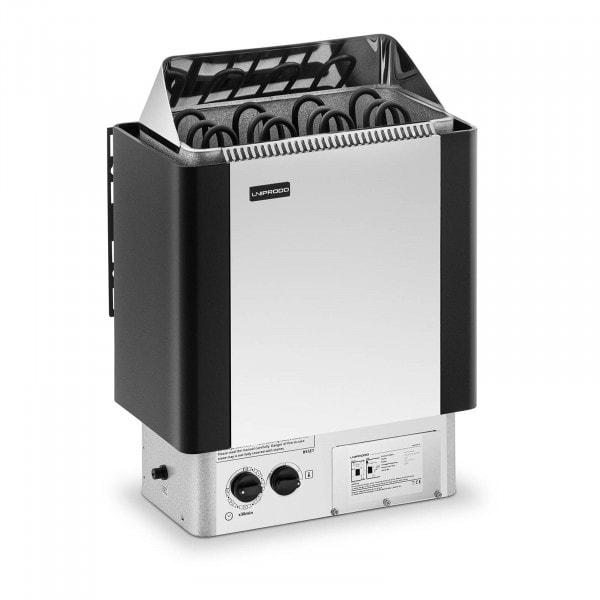 Tweedehands Saunakachel - 6 kW - 30 tot 110 ° C - incl. bedieningspaneel