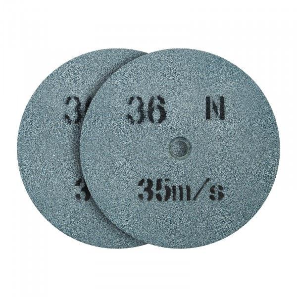 Schleifscheiben 150 x 16 mm - 36er Körnung