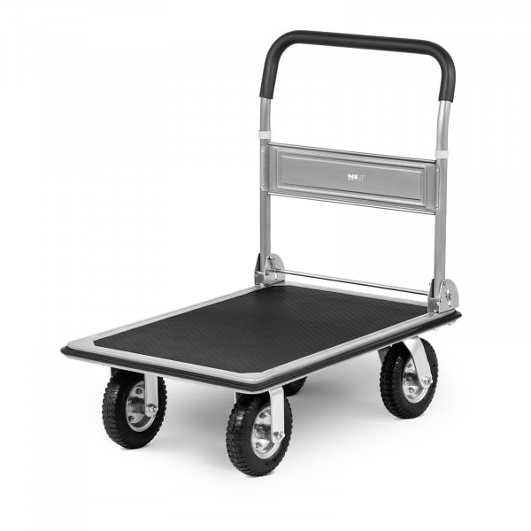 Wózek platformowy - do 300 kg - składany