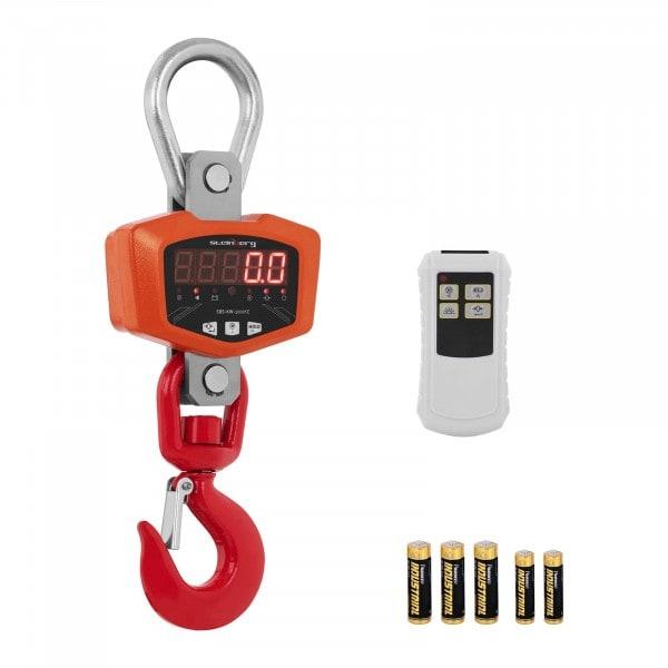 Waga hakowa - 3000 kg / 1 kg - LED