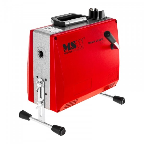 B-Ware Rohrreinigungsmaschine - 390 W - 400 U/min - Ø 30 - 100 mm