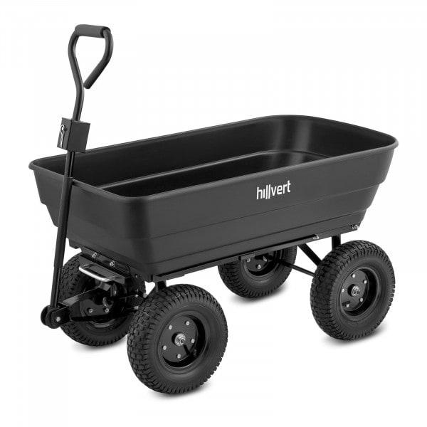Wózek ogrodowy - 350 kg - 125 l