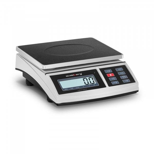 Occasion Balance de table - 3 kg / 0,1 g - 21 x 27 cm - LCD