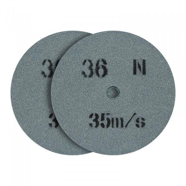 Schleifscheiben 150 x 20 mm - 36er Körnung