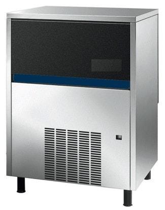 Eisflockenbereiter - 738x690x1020 mm - 700 Watt - 230 Volt - Struktur aus CNS 18/8 - Eisproduktion 1