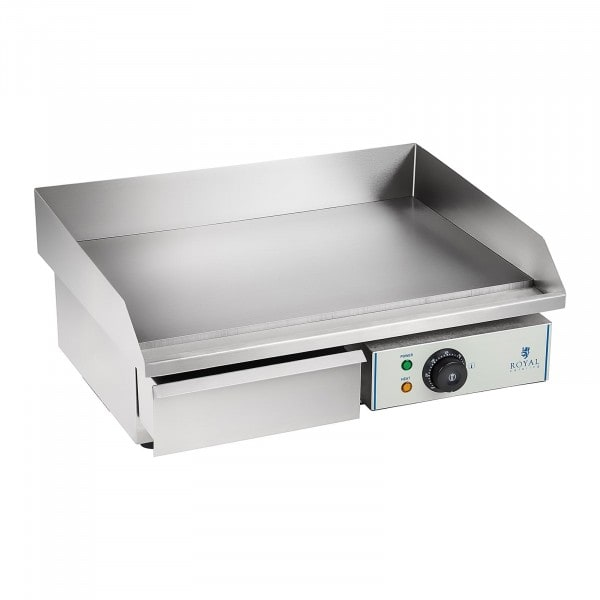 Electric Griddle - 55 cm - Smooth - 1 x 3.0 kW