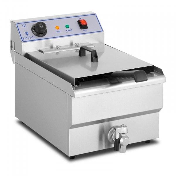 Artigos usados Fritadeira - 1 x 16 litros - 6000 watts