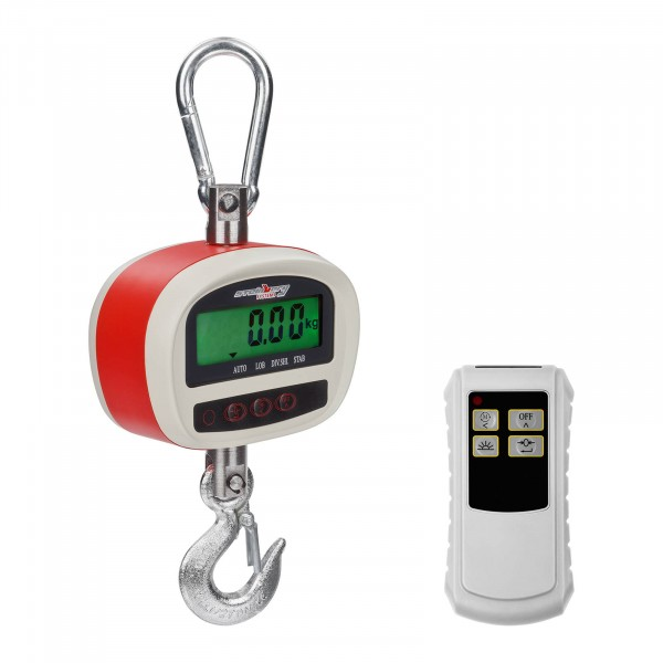 Factory second Crane Scale - 300 kg / 50 g - LCD
