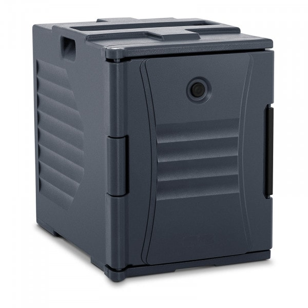 Thermo Box - front loader - for 2 GN 1/1 containers (20 cm deep)